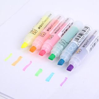 M&G 晨光 FHM22501 米菲荧光笔