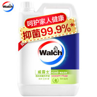 Walch 威露士 青柠盈润 泡沫抑菌洗手液 5L