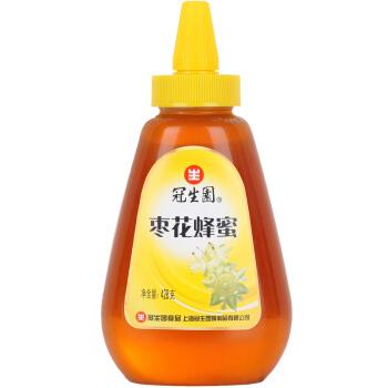 GSY 冠生园 枣花蜂蜜 428g