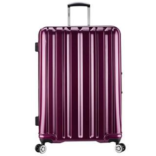 BINHAO 宾豪 1549KA 万向轮拉杆箱 24英寸 梦幻紫