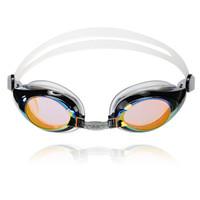 SPEEDO 速比涛 镀膜泳镜 8093003550 红色/透明