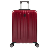 DELSEY 法国大使 073 Vavin系列 万向轮拉杆箱 20英寸 深红色