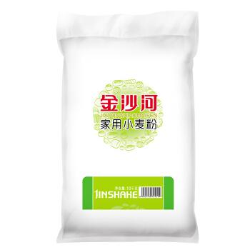 金沙河 家用小麦粉 10kg