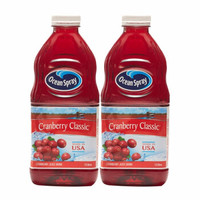 Ocean Spray 优鲜沛 蔓越莓汁饮料 1.5L*2瓶