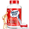 Schiff 维骨力 Move Free 氨糖维骨力 关节养护素 红色款 170粒