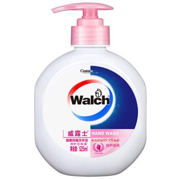 威露士(Walch)健康抑菌洗手液(倍护滋润)525ml