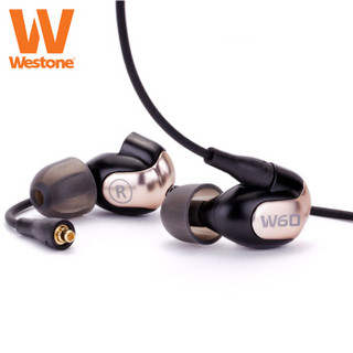 PLUS会员 : Westone 威士顿 W60 HiFi降噪耳机