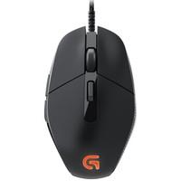 Logitech 罗技 G303 有线鼠标 12000DPI 黑色