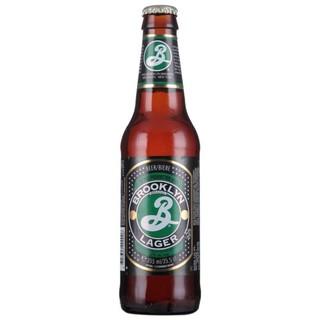 BROOKLYN 布鲁克林 Lager 啤酒 (355ml*6)