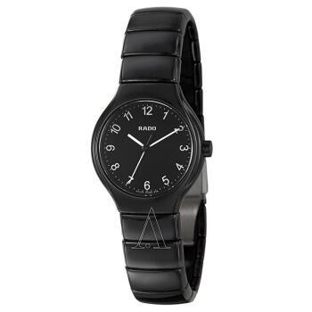 RADO 雷达 True 真系列 R27655192 女款陶瓷腕表