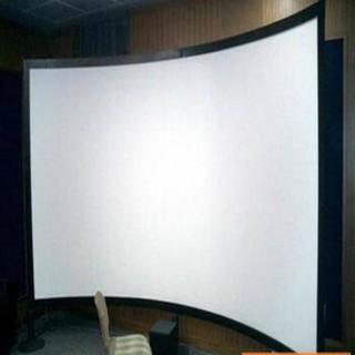 GRANDVIEW 美视 大纯平系列 16:9 250寸透声弧形幕布
