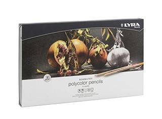 LYRA 艺雅 72色油性铁盒装彩色铅笔