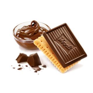 Wernli 万恩利 乔科黑巧克力饼干 125g