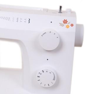 Butterfly 蝴蝶 JH8230A 多功能电动缝纫机(8种线迹,摆梭结构,四步锁眼)