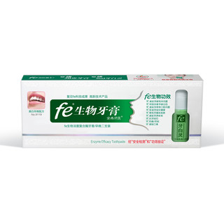 雪豹 FE 金典牙医 酵素牙膏 9116 250g
