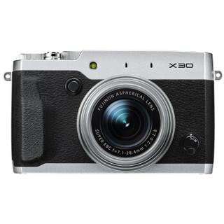 FUJIFILM 富士 X30 数码相机