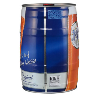 Maisel's Weisse 梅赛尔 原味小麦啤酒 5L