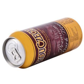 BROUCZECH 布鲁杰克 黑啤酒 500ml*6