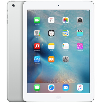 Apple 苹果 iPad Air 2013款 9.7英寸 平板电脑 银色 16GB WLAN