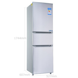 Galanz 格兰仕 BCD-216T 216L 三门冰箱