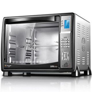 Changdi 长帝 CRDF25 全温型不锈钢电烤箱 30L
