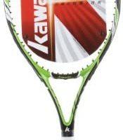 KAWASAKI 川崎 K-18 碳铝复合网球拍 已穿线