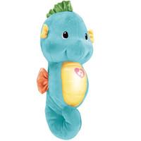Fisher-Price 费雪 DGH82 声光安抚海马玩具 蓝色
