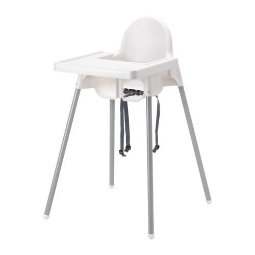 IKEA 宜家 ANTILOP安迪洛系列 婴儿餐椅