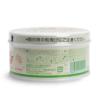 Wakodo 和光堂 天然绿茶 爽身粉 120g