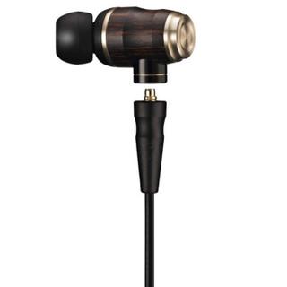 JVC 杰伟世 HA-FX850 木质振膜 入耳式耳机