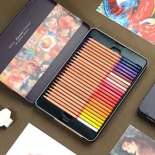 MARCO 马可 3100-48TN 雷诺阿彩色铅笔 48色铁盒装