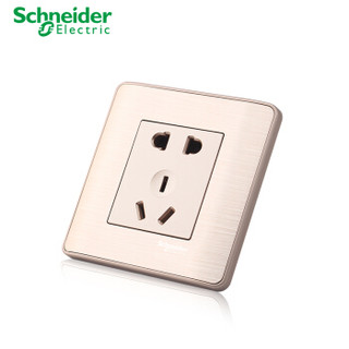 Schneider Electric 施耐德 Pieno丰尚系列  五孔开关 电源插座