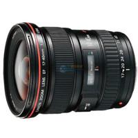 Canon 佳能 EF 17-40mm F4L USM 广角变焦镜头 佳能EF卡口 77mm
