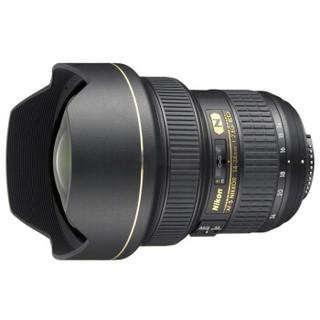Nikon 尼康 AF-S 14-24mm f/2.8G ED 单反广角镜头