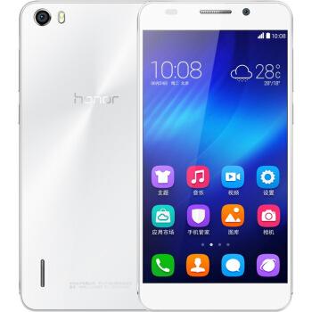 HONOR 荣耀 6 智能手机 3GB+32GB 白色