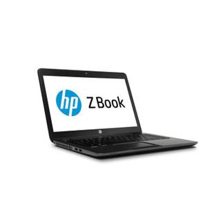 HP 惠普 ZBOOK14 14英寸 移动工作站(i5 4GB M4100)
