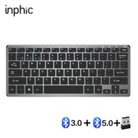 inphic 英菲克 V780B 蓝牙键盘