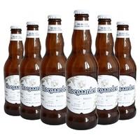 福佳白啤酒:口味清爽的比利时风味白啤酒 330ml 6瓶