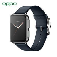 百亿补贴:OPPO Watch 智能手表 46mm 精钢版