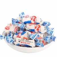 金丝猴原味牛奶糖500g圆柱牛奶软糖婚庆喜糖怀旧糖果散装年货批发休闲零食