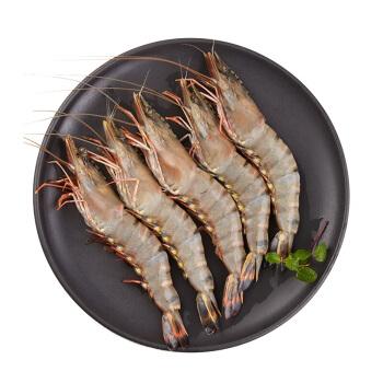 TOUSH'S 拓食 越南生冻黑虎虾 800g 30-40只