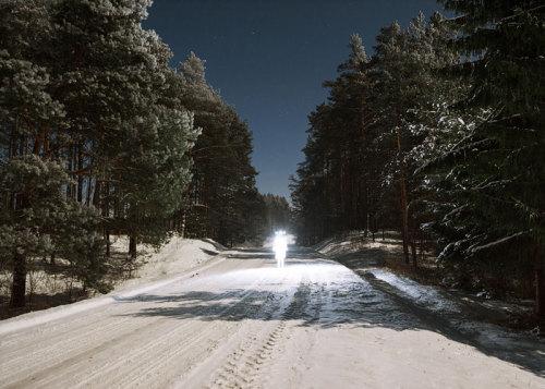 艺术品 【PICA Photo】立陶宛艺术家Linas Vaitonis 限量摄影作品《微光》