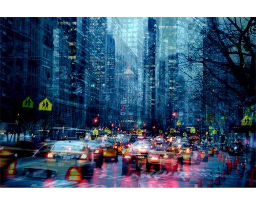 艺术品 【PICA Photo】意大利艺术家Alessio Trerotoli 摄影作品《纽约》