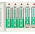 Delipow 德力普 816 充电器 5号7号通用 白色 +12节电池 五号七号任选 充电器套装