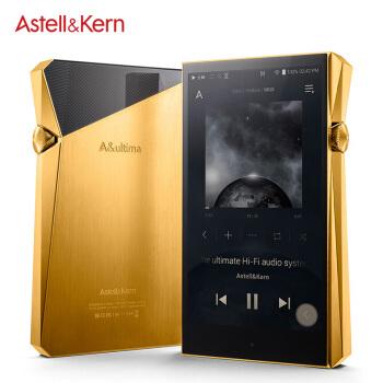 Astell&Kern 艾利和 A&ultima SP2000 无损音乐播放器 512GB 金色