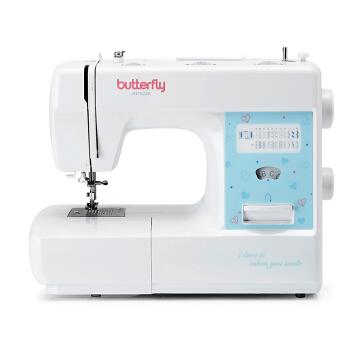Butterfly 蝴蝶牌 JH7523A 电动家用缝纫机