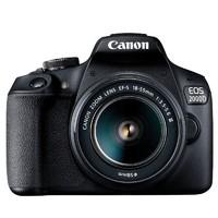 Canon 佳能 EOS 2000D 单反数码相机 18-55套机