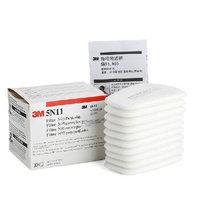 3M 5N11CN 防毒面具专用N95滤棉 10片/盒