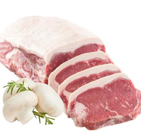 dayinfresh 今聚鲜 原肉整切牛排套餐 130g*10片 (眼肉牛排130g*4+西冷牛排130g*6)