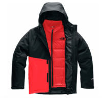 The North Face 北面 Mountain Light Triclimate 男士3合1羽绒夹克